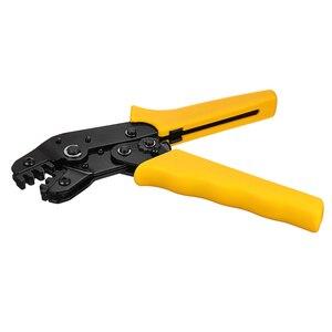 Image 4 - Elektryczne szczypce do zaciskania końcówek 0.5 35mm Crimper Auto narzędzie do zaciskania FUTABA JR XH VH SM JST TAMIYA narzędzie wielofunkcyjne narzędzia ręce