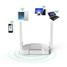 Megabit repetidor Wifi de doble banda, MU MIMO de 11AC, 100G/5G, 5dBi, antenas de alta ganancia, 2,4 Mbps, 1GHz