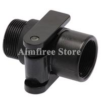 Tactical AK Side Folding Butt Stock Adaptor Mount Fit AR15 M4 A2 Style Stock Aluminum Alloy