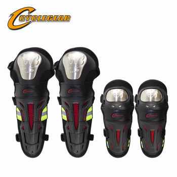 Cyclegear Motocross Knee&Elbow Protection Motorcycle Cycling Equipment Motor Bike Guard Gear CG-K18H18