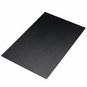 Image 2 - 1個黒耐久性のあるabsスチレンプラスチックフラットシートプレート1ミリメートル × 200ミリメートル × 300ミリメートル工業用部品