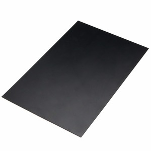 Image 2 - 1pcs Black Durable ABS Styrene Plastic Flat Sheet Plate 1mm x 200mm x 300mm for Industrial Components