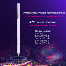 WIWU Newest Stylus Pencil for Microsoft Surface 3 Pro 6 Pro 5 Pro 4 Pro 3 High Sensitive Tablet Touch Pen for Surface Go Book