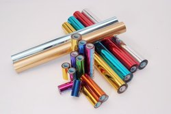 Hot stamping foil mixed color hot stamping on paper or plastic materials transfer foil heat foil 64cmx120m