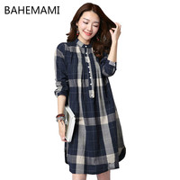 Maternity Clothes Plaid Maternity Blouses Loose Top Clothes For Pregnant Women Wear Pregnancy Clothing Cotton Long Sleeve Shirt