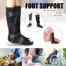 Adjustable Ankle Support Brace Walking Foot Boot Sprain Support Walker Braces Supports Treatment Ankle Fractures Rehabilitation
