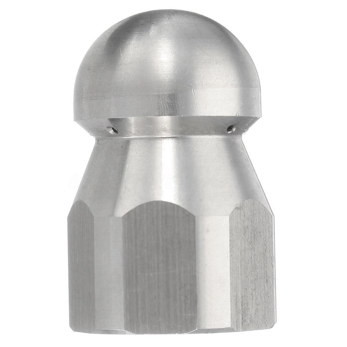 Трубопровод мойка высокого давления, Чистка канализации, шприц, вращающийся пульверизатор, 5 струй
