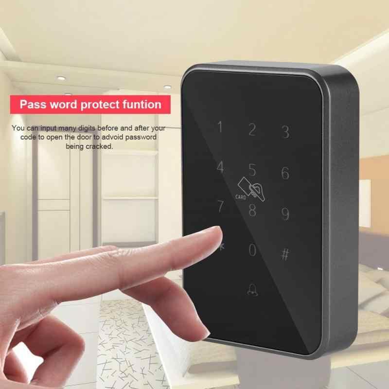 Умный Замок для контроля доступа смартфон приложение Bluetooth Стекло двери доступа дистанционное управление Посещаемость Облако резервный Сервис Новый