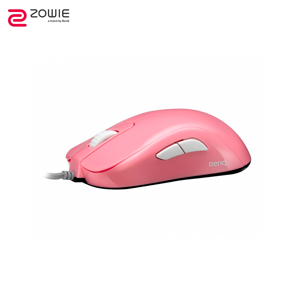 GAMING MOUSE ZOWIE GEAR S1 DIVINA PINK EDITION computer gaming wired Peripherals Mice & Keyboards esports e blue ems618 wired gaming mouse white