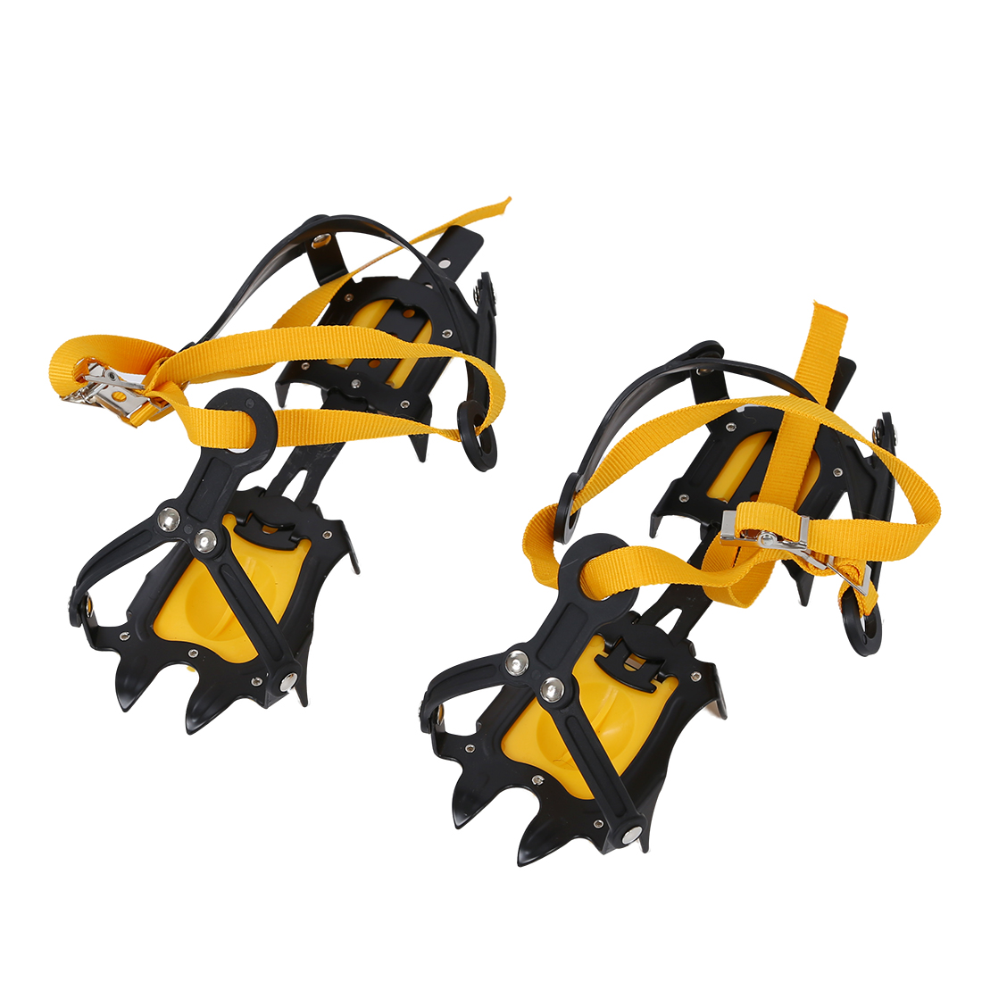 Strap Type Crampons Ski Belt High Altitude Hiking Slip-resistant 10 Crampon