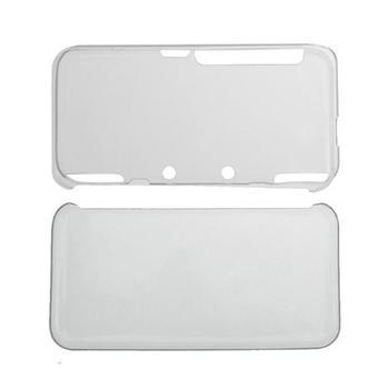 Gaming TPU Weiche Shell Gehäuse Geschützt Abdeckung Fall für Nintend Neue 2DS XL LL Schutzhüllen für Spiele Gamepad Hand -gehalten Devic