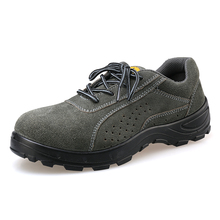 AC11008 Steel Tip Work Safety Shoes Anti-smashing Non-slip Reflective Breathable Fashion Lightweigh Protective Acecare