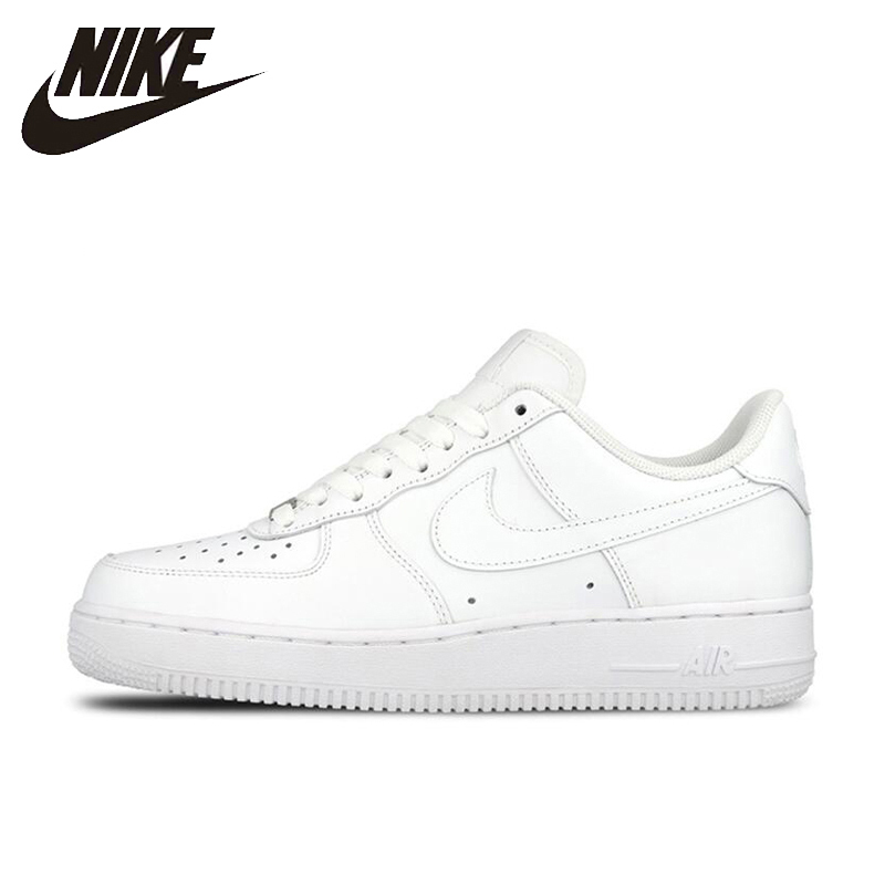 Nike Original New Arrival Official Air Force1 AF1  Mens Skateboarding Shoes Breathable Sneakers #315122