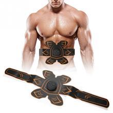 Rechargeable EMS Abs ceinture de fitness Intérieur Abdominale Muscle  Stimulateur Tonifier Machine Mince Abdomen Perdre Du Poids . fdb18dc38f0