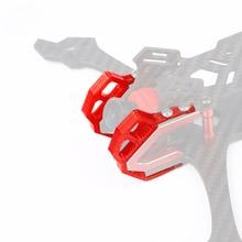 JMT 3D Printed Printing TPU Camera Mounting Seat for iFlight Longya V3 Frame DIY FPV Racing Drone Quadcopter