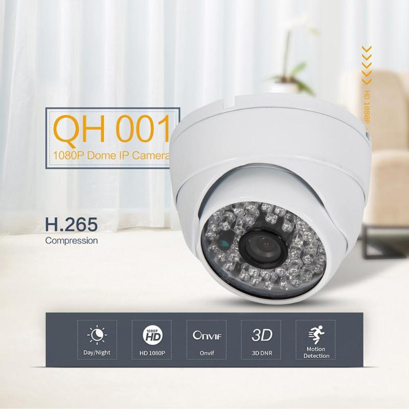 NTSC 1/4inch CMOS 1300TVL 48IR IR-CUT 3.6mm Dome CCTV Security Camera WhiteNTSC 1/4inch CMOS 1300TVL 48IR IR-CUT 3.6mm Dome CCTV Security Camera White