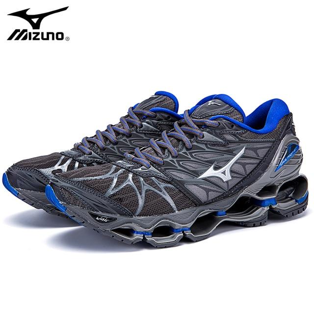 486b0167c0183d Mizuno Wave Prophecy 7 Professional sports Men Shoes 2018 Original Outdoor  Men Sneakers 5 Colors Weightlifting