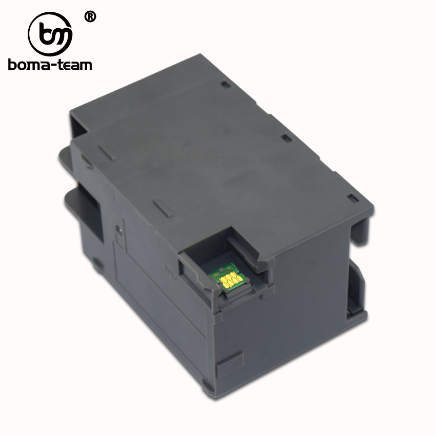 T6716 T671600 The Ink Maintenance Box For Epson WF-C529R C579R M5299 M5799 C5710 C5790 C5290 C5210 ET-8700 Prnter Waste Ink TankT6716 T671600 The Ink Maintenance Box For Epson WF-C529R C579R M5299 M5799 C5710 C5790 C5290 C5210 ET-8700 Prnter Waste Ink Tank
