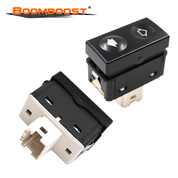 Car Front Rear Left Right For BMW E36 318 325 328 M3 61311387388 Plactic Car Window Mirror Switch Relay image