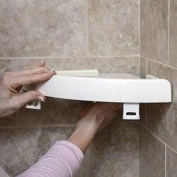 Bathroom Shelf Snap Up Corner Shelf Caddy Bathroom Plastic Corner Shelf Shower Storage Wall Holder Shampoo Holder