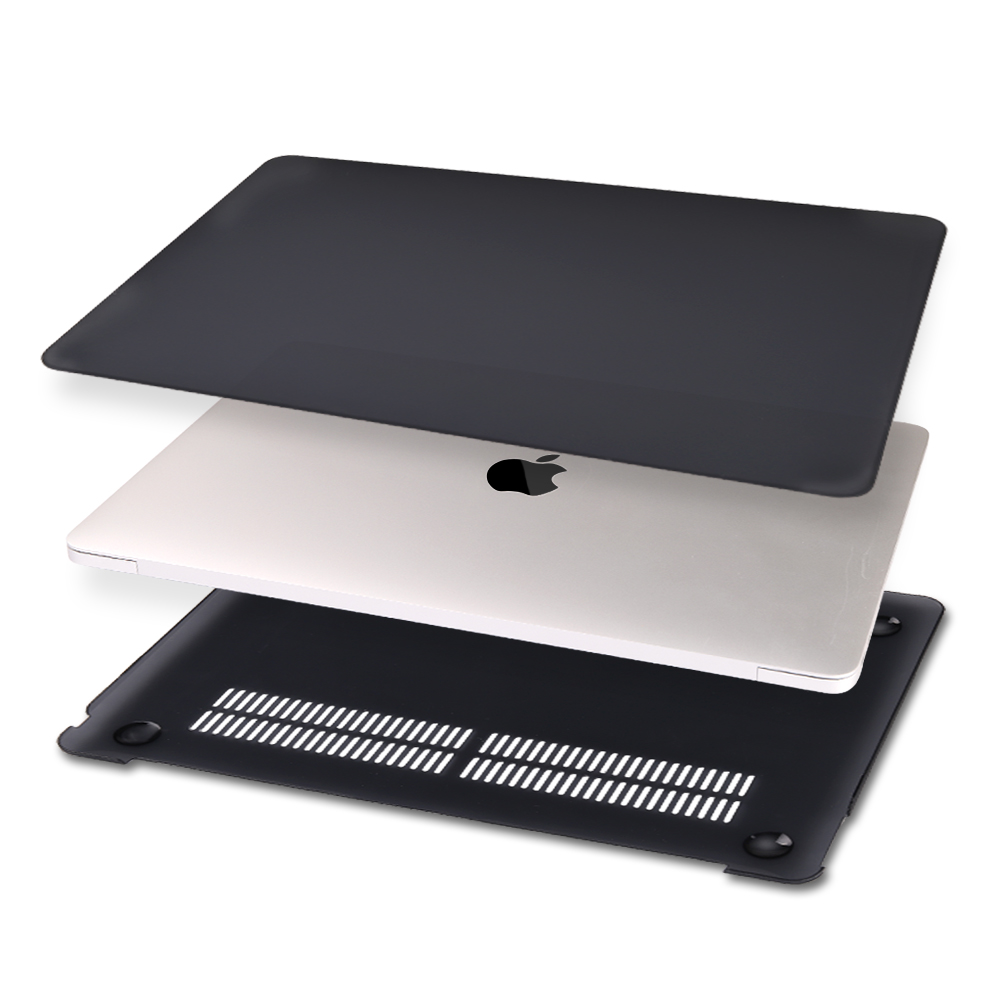 Redlai Plastic Hard Case for MacBook Air Pro Retina 12 13 15 New Pro - Նոթբուքի պարագաներ - Լուսանկար 4