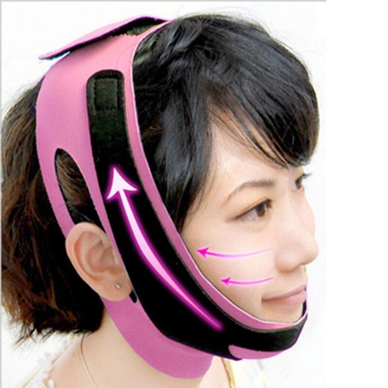 Face Lift Tools Thin Face Bandage Belt face massager facial lift tape facial massage Anti Cellulite Women Face Care Beauty Kit