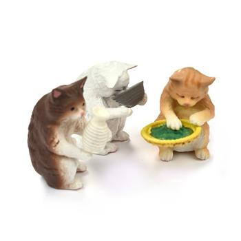 Cute Cats Miniature