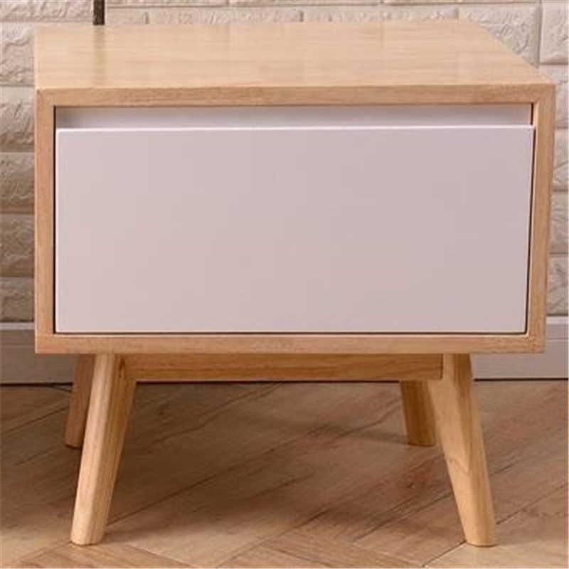 Mobili Per La Casa Mesa Nordic European Vintage Wood Bedroom Furniture Cabinet Mueble De Dormitorio Quarto Bedside Table
