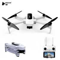 Hubsan H117S Zino 4K Brushless GPS 5.8g Wifi FPV Foldable RC Quadcopter Drone With 3 axis Gimbal