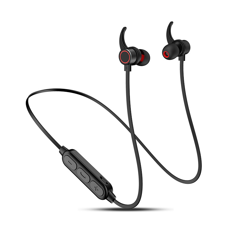 Wireless Bluetooth Headphones, Bluetooth 4.1 Waterproof Sports Earphones, Noise Cancelling Earbuds For iPhone Samsung Huawei E