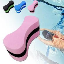 EVA коррекция плавания, тренировочная ножная пластина, размер головы, восьмиобразный Тяговый буй, хорошее качество, дешевая цена, полезное оборудование