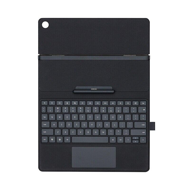 Оригинальный чехол с клавиатурой huawei Mediapad M5, кожаный чехол подставка для huawei Mediapad 10,8 M5 Pro 10,8 дюймов, чехол для планшета - 5