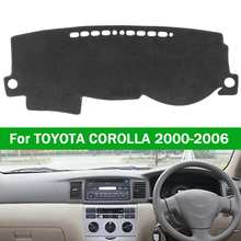 1Pcs 121cm Black Felt Fabric Dashmat Dashboard Dash Cover Sun Visors for  Right Hand cb0433ed52b