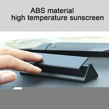 Car Anti-Harassment Temporary Parking Card Hidden Stylish Sign Detachable Mobile Phone Number Auto Accessories