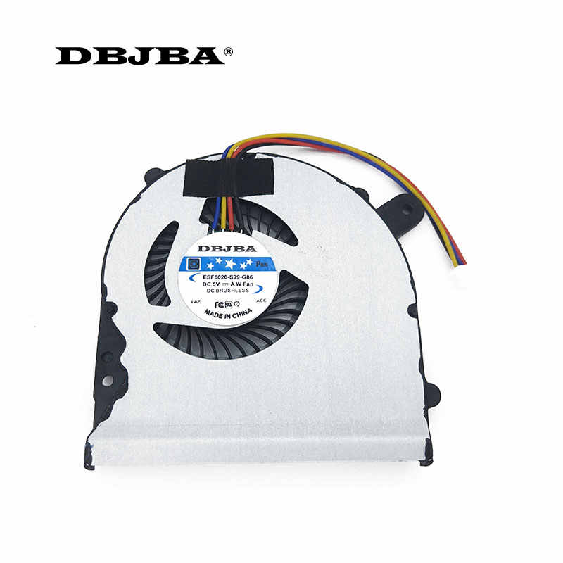 Laptop CPU Cooling Fan For ASUS X502C X502C-RB01 X502CA X502CA-B130801C X502CA-BCL0901D X502CA-BI30704A X502CA-BI30705B Fan