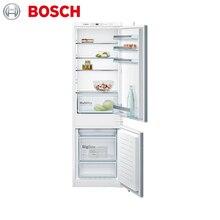 Встраиваемая холодильно-морозильная комбинация с нижней морозильной камерой Bosch Serie|4 KIN86VS20R