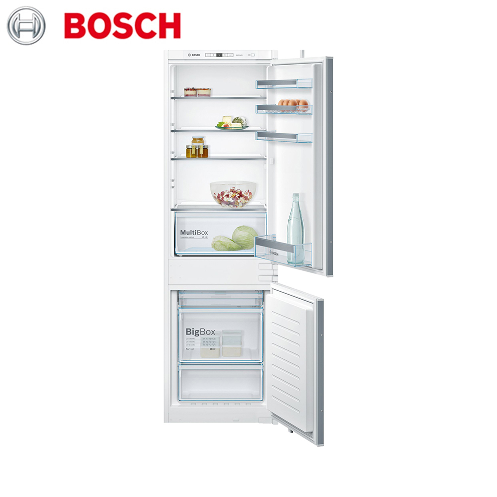 Фото - Refrigerators Bosch KIN86VS20R major home kitchen appliances refrigerator freezer for home household food storage refrigerator bosch kgv39nl1ar