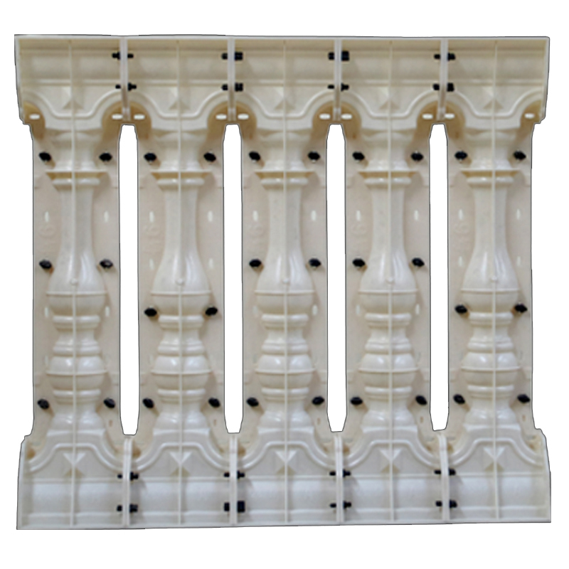 ABS plastic moulds railing mold AA9 concrete baluster molds for sale
