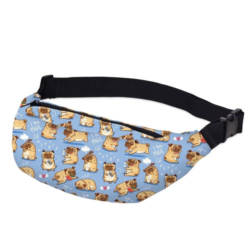 Deanfun Waterproof Waist Pack Belt Bag Waist Bag Chest Shoulder Bag Phone Holder With Adjustable Strap  YB-59