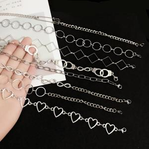 KingDeng Statement Necklace For Women Fashion Jewelry 2018 Charming Gifts For Best Friends Trendy Pendant Choker Necklace(China)