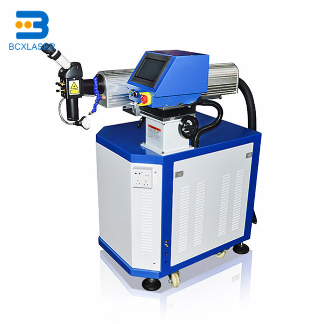 Laser  Mould Welding Machine For Glassess  / Medical /jewelry Sliver Brass Gold
