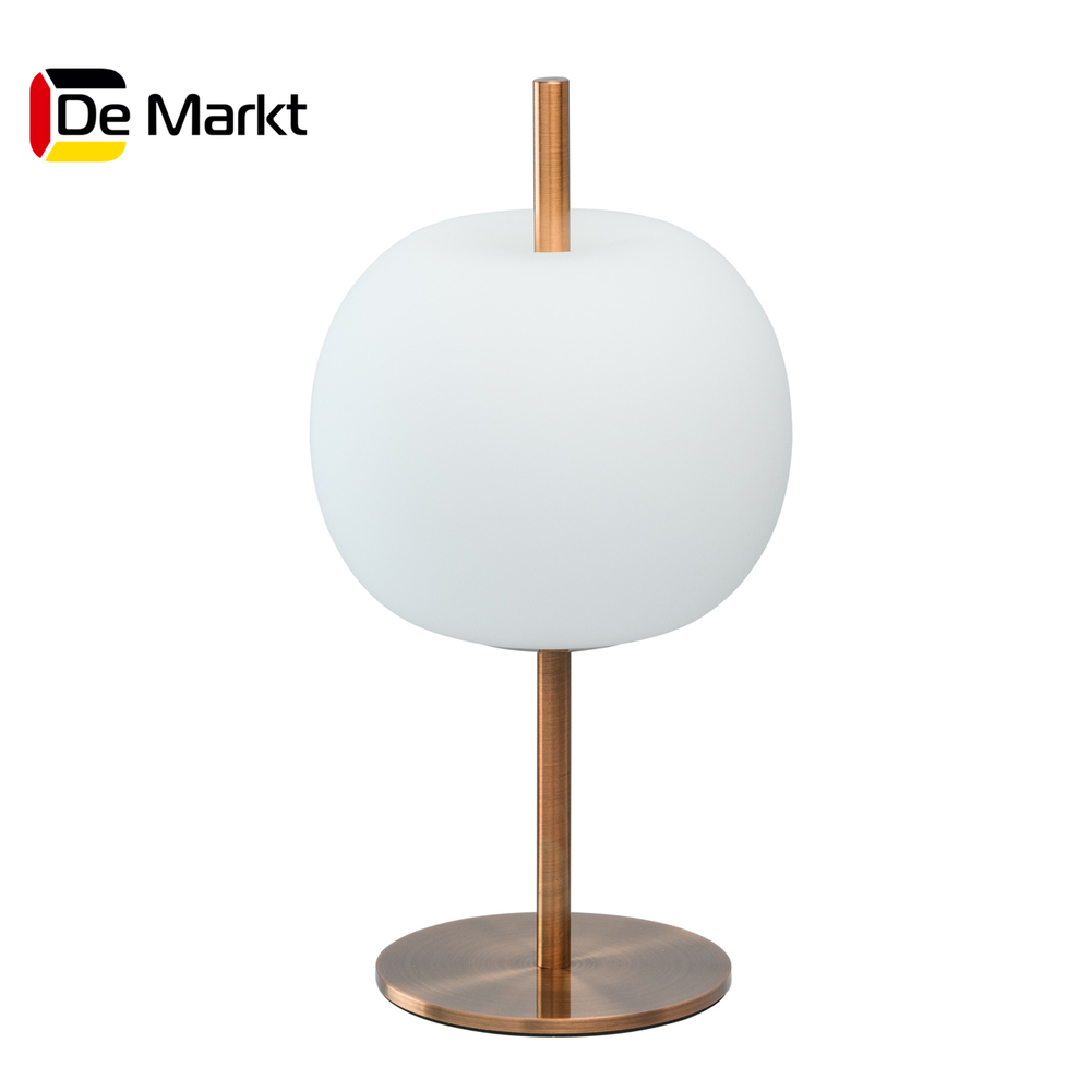 Table Lamps De Markt 722030501 lamp indoor lighting bedside bedroom with modern minimalist led hanging lamp bedside lamp button switch and creative bedroom wall lamp m