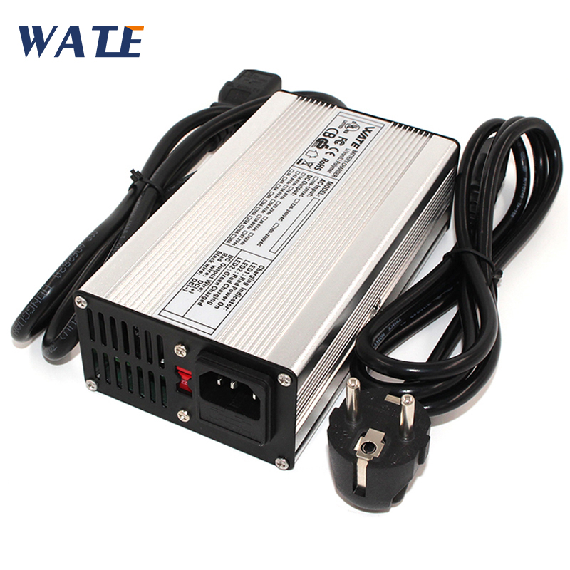 58 8V 4A Lithium Battery Charger for Electric Tool Robot Electric Car Li on Battery 48V