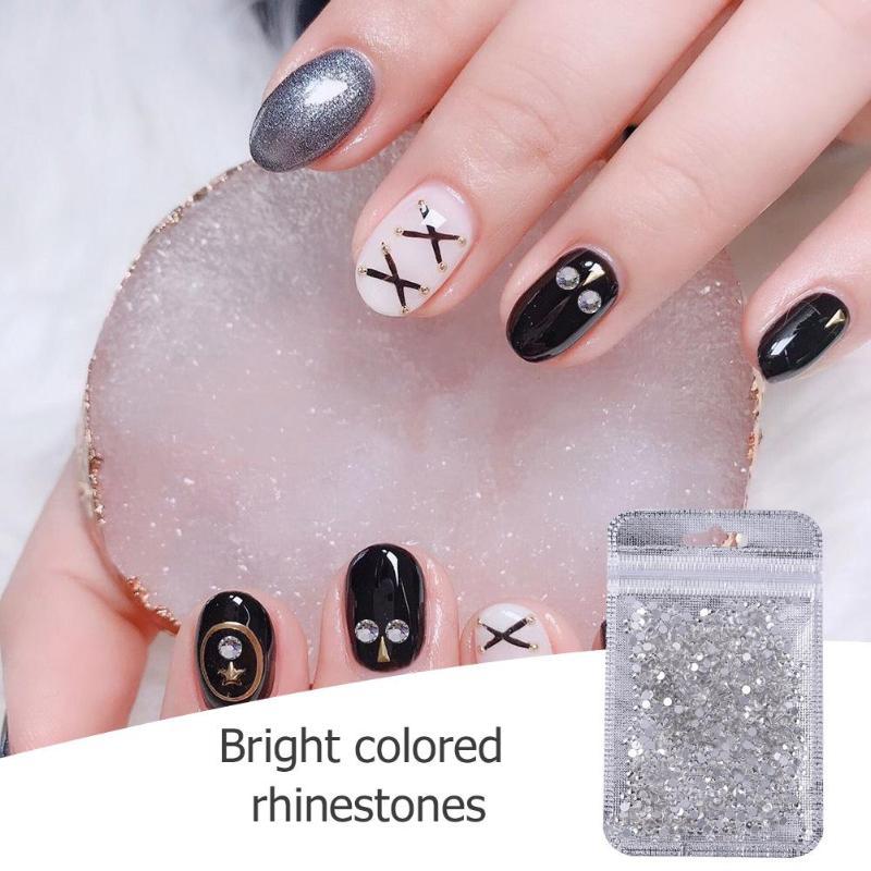 1000pcs 2.5mm gorgeous nail art