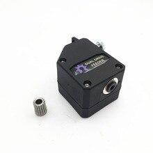1,75 мм Боуден экструдер BMG экструдер клонированный Btech двойной привод экструдер для Prusa i3/CR-10/Ender 3D Принтер Бесплатная доставка