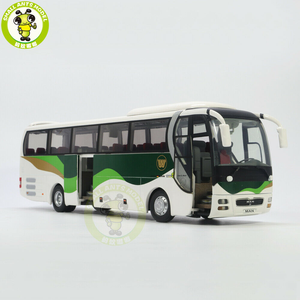 1/42 MAN Lion's Star ZK6120R41 Kwoon Chung Diecast Model Bus Car Toys Gifts