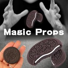Kids Magic Biscuit OREO Cookies Magic Tricks Accessory Props Cookie Magic Restore Close Up Props For Easy Magics Show