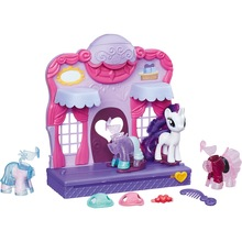 Doll Houses MY LITTLE PONY 5225685 Toys Rag Bliss Reborn LOL Barbie Miniature Home souvenirs