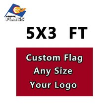 3x5FT Free Design Customize LGBT Flag 100D Polyester 150X90cm  Custom Banners All Logos and Colors Sizes 2018 New Sale