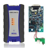Car Diagnostic Tool NEXIQ 2 USB Link Diesel Truck Fault Diagnosis Tester with Bluetooth